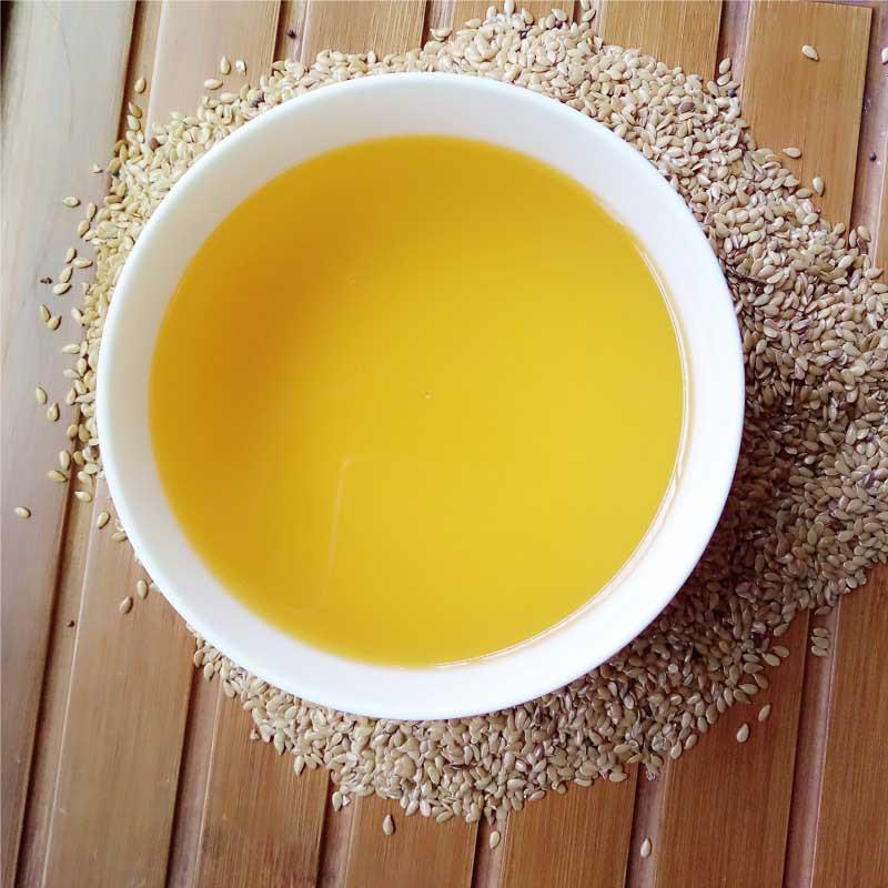京升缘 亚麻籽油·9瓶