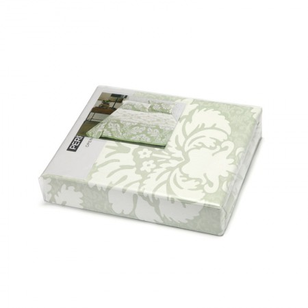 美国Perfect fit竹纤维冰氧凉感软席 绿色