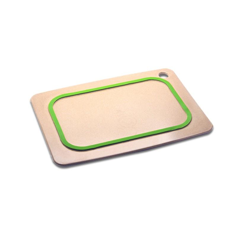 壳氏唯(HUSKS WARE)天然稻壳环保抗菌中号菜板单面套组