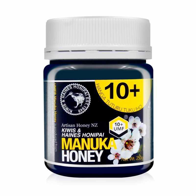 基维氏UMF10+新西兰麦卢卡蜂蜜养生组