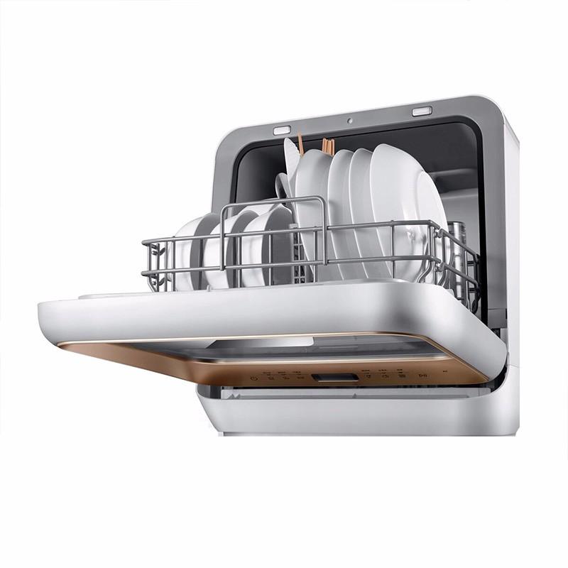 美的免安装多功能洗碗机