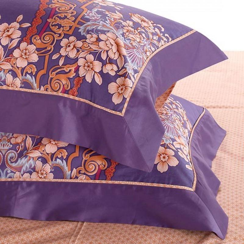 梦洁美泉宫缎纹优雅十件套