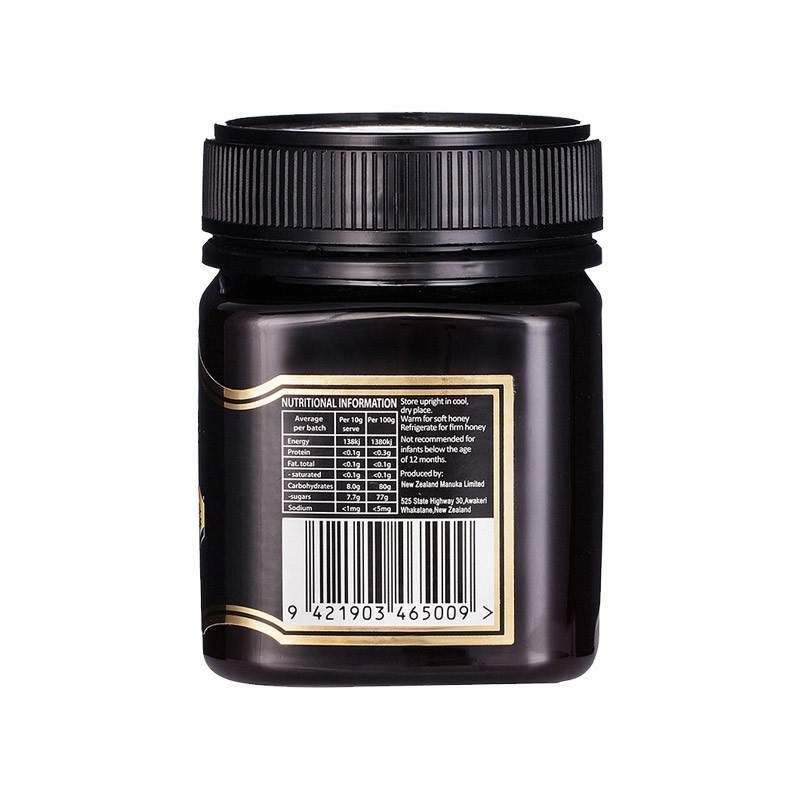 新西兰原装进口瑞琪奥兰麦卢卡蜂蜜UMF15+尊享组