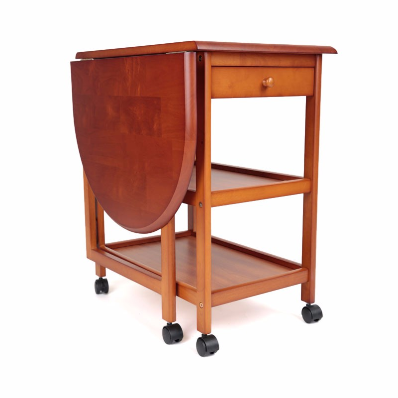 英国INNESS英尼斯 原装进口橡胶木折叠桌