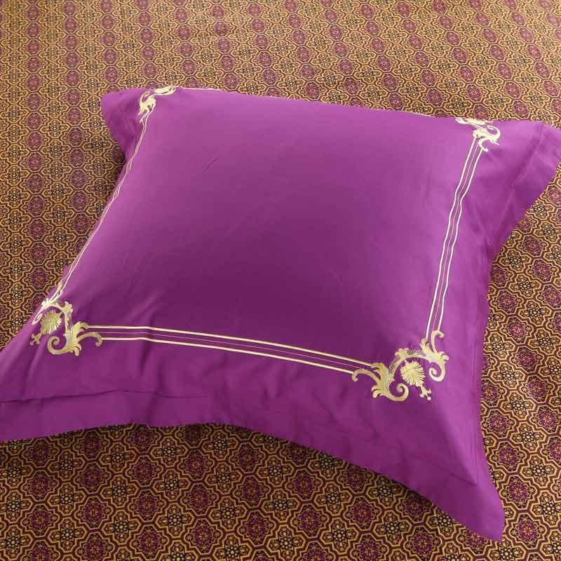 梦洁情迷高加索澳洲长绒棉床品套件组
