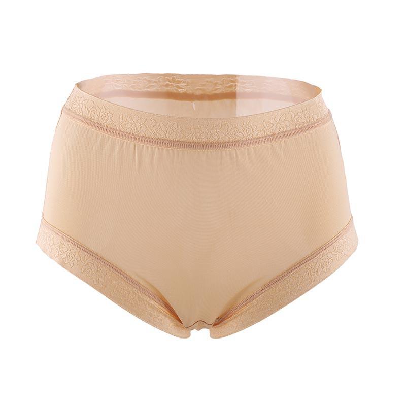 阙兰绢优雅纯净100%蚕丝裤组