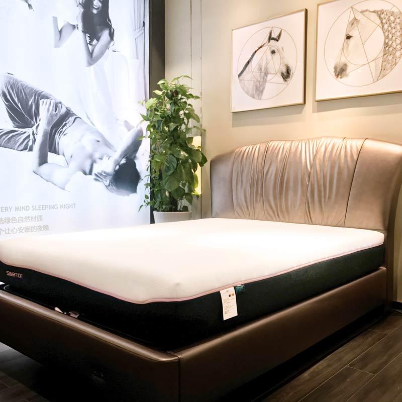 喜临门蜜爱一生防螨可拆卸床垫1.5米