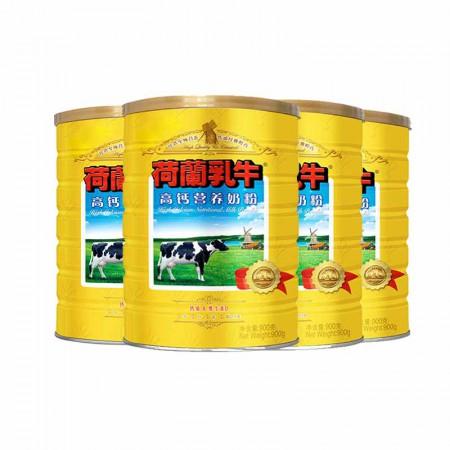 荷兰乳牛高钙营养奶粉优品组