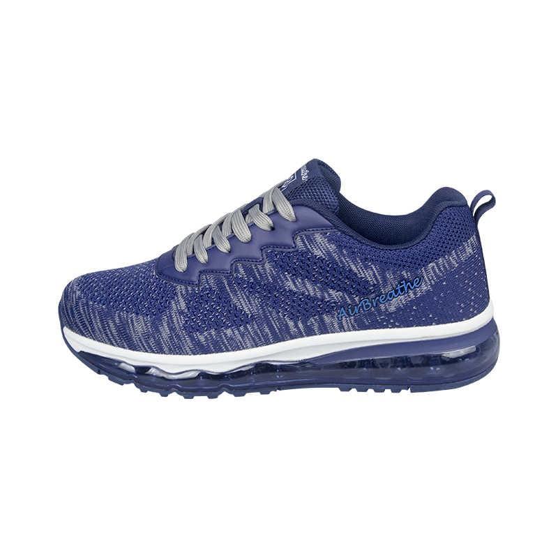 AIRBREATHE气垫男鞋·蓝色