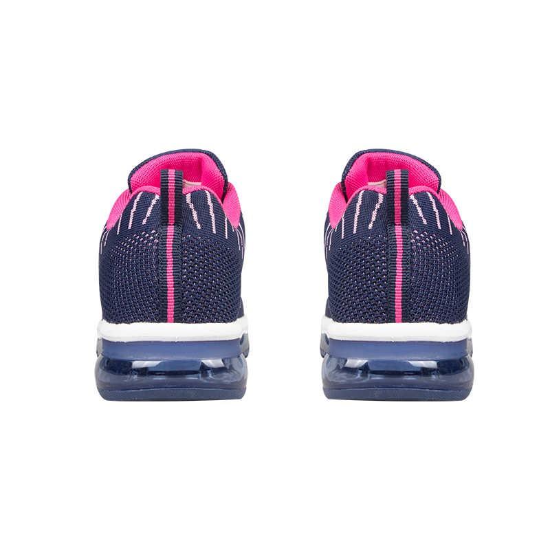 AIRBREATHE气垫女鞋·蓝色