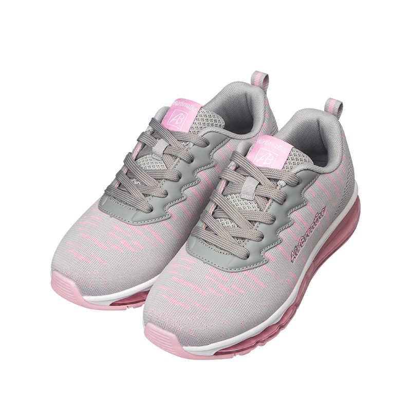 AIRBREATHE气垫女鞋·灰色