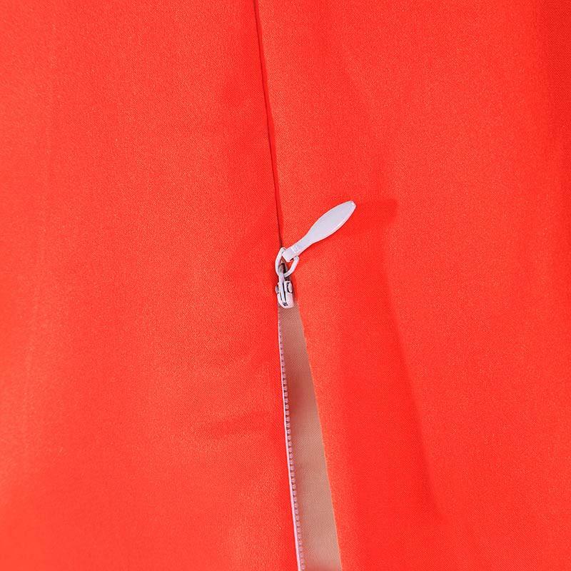 万事利都柏林马术真丝床品套件·橙色