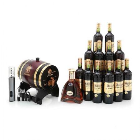 马哥纳干红葡萄酒珍藏组