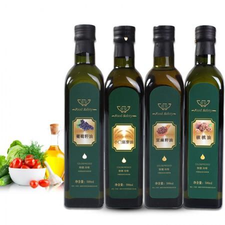 全家福高端食用油——食安食用油4瓶礼盒装