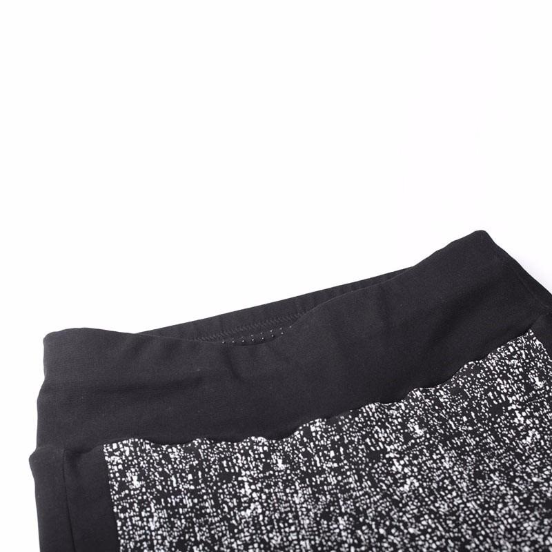 芭芭利亚女士鹅绒裤·拼色