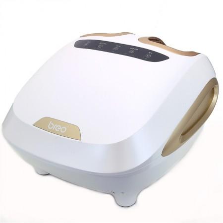 倍轻松(breo)时尚智能足疗机按摩器·白色
