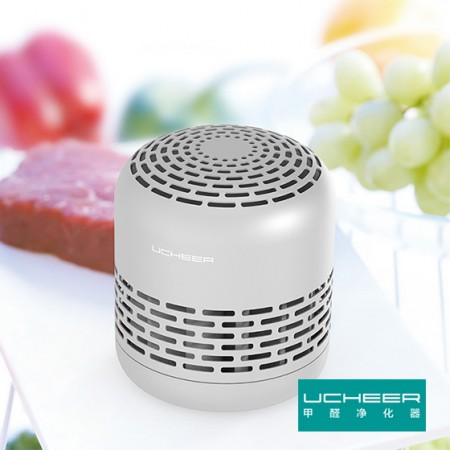 UCHEER/友好 家用除甲醛冰箱除味剂除臭剂杀菌去异味Q8·3只装·三色装