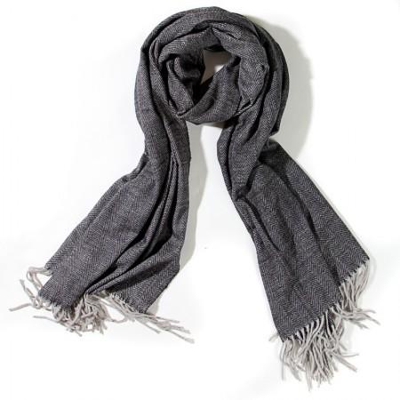 SSYAOGE 英伦欧美大格子菱纹羊毛围巾1706·菱纹