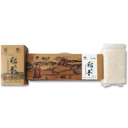 九河泉稻花香大米溢香版2kg