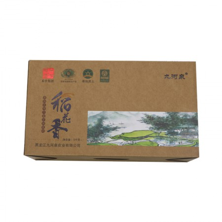 九河泉 稻花香大米礼盒装·5kg