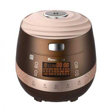 [陶土内胆煮出地道柴火饭]伊莱特第八代健康能量土锅养生电饭煲TFD40F10赠: