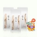 明安旭 纯化魔芋粉 天然饱腹低代餐粉卡营养早餐食品 500g分袋装*3袋