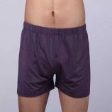 恒源祥Fazeya 兰精莫代尔高端男士家居裤S1903·紫色