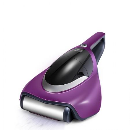 小狗(puppy) 小型手持床铺除螨机除螨仪家用吸尘器D-609·紫色
