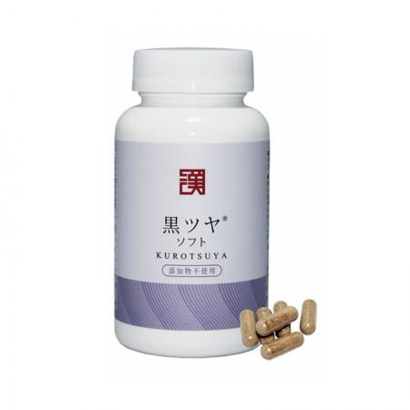 日本直邮 和汉医药(Wakan Medica)生发黑发 黑发灵 180粒