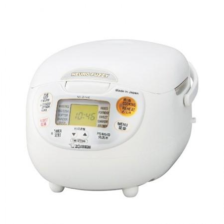 日本直邮 日本制象印黑金刚内锅电饭煲NS-ZLH10 5.5杯220-230V