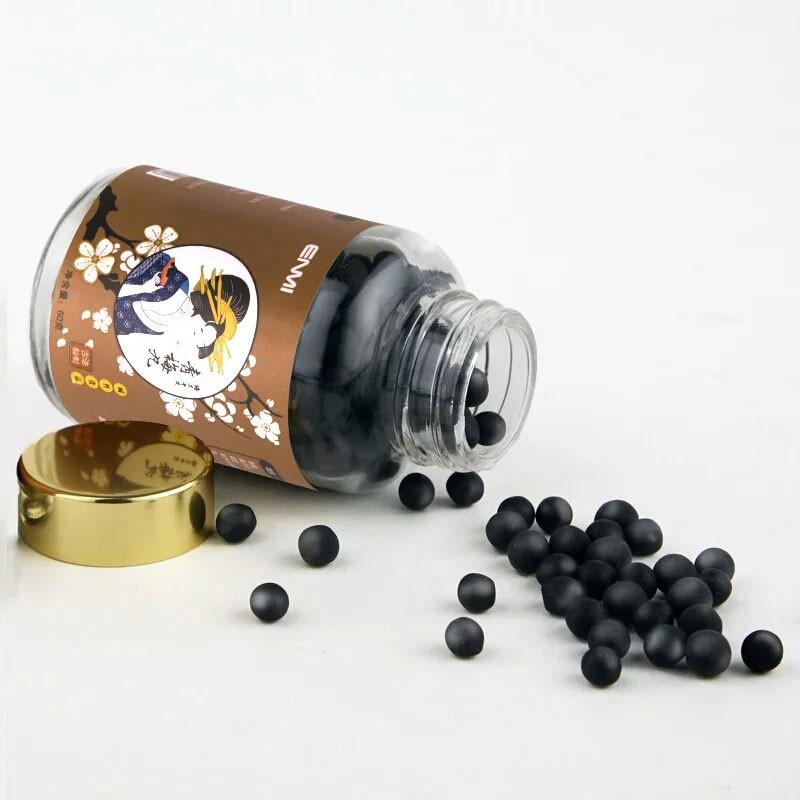ENMI青梅丸碱性食品60g*3瓶