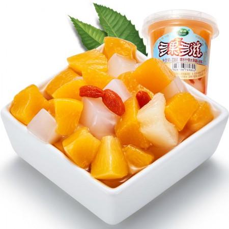 栗源什锦水果杯238g*8