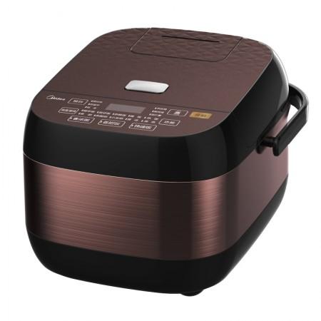 Midea美的 全智能匠银聚能厚釜纹理上盖电饭煲MB-RS4083 4L