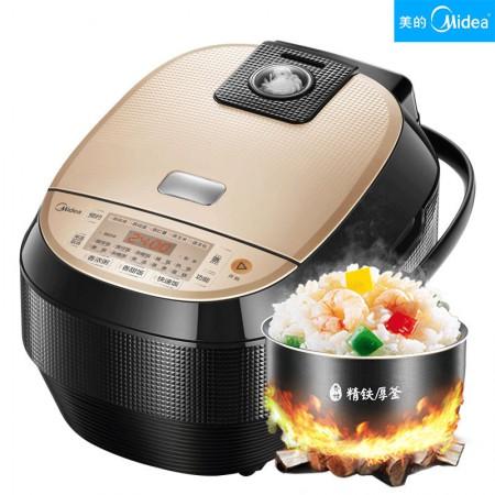 Midea美的 智能预约IH大火力加热家用电饭煲MB-HS4072 4L