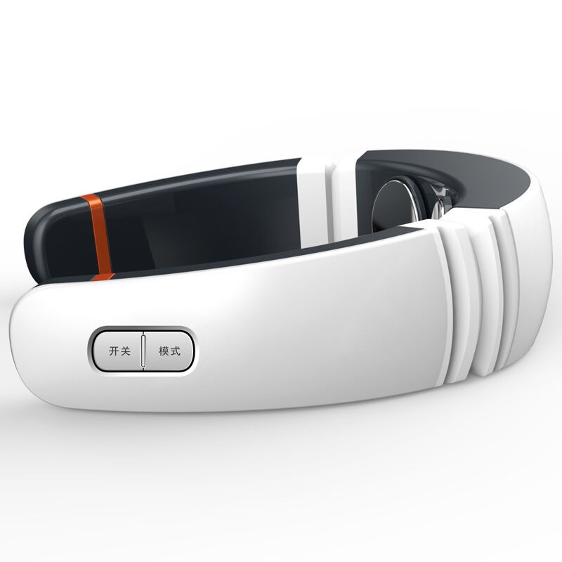 攀高 新款便携多方位按摩仪颈椎按摩仪PG-2601B26·白色