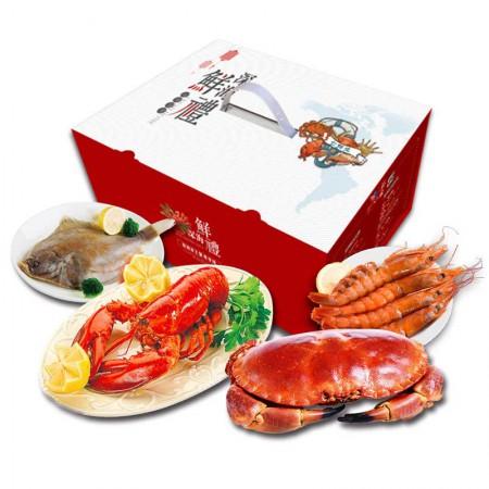 七鲜生海鲜会员大礼包