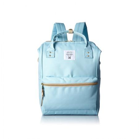 日本直邮 ANELLO 经典款牛津布双肩包 AT-B0193A 多色可选·天蓝色