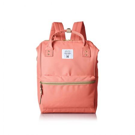 日本直邮 ANELLO 经典款牛津布双肩包 AT-B0193A 多色可选·亮粉色