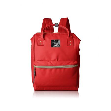 日本直邮 ANELLO 经典款牛津布双肩包 AT-B0193A 多色可选·红色