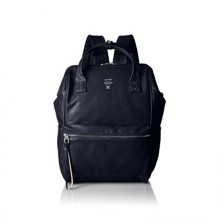 日本直邮 ANELLO PU皮革Premium大容量双肩包AT-B1511多色·