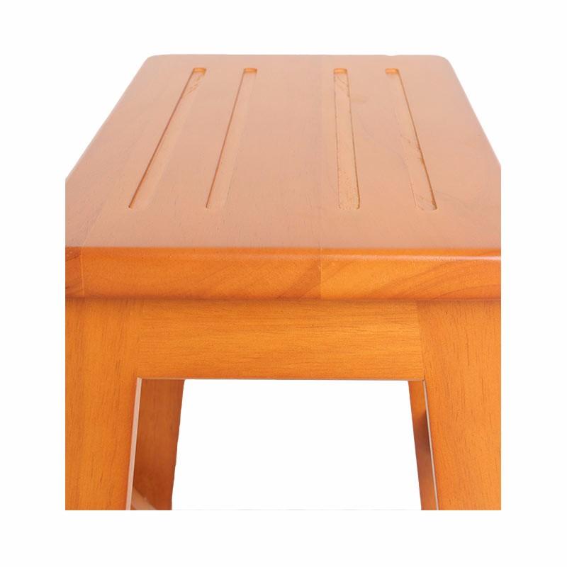 【新品上市】英国INNESS英尼斯 原装进口橡胶木梯凳