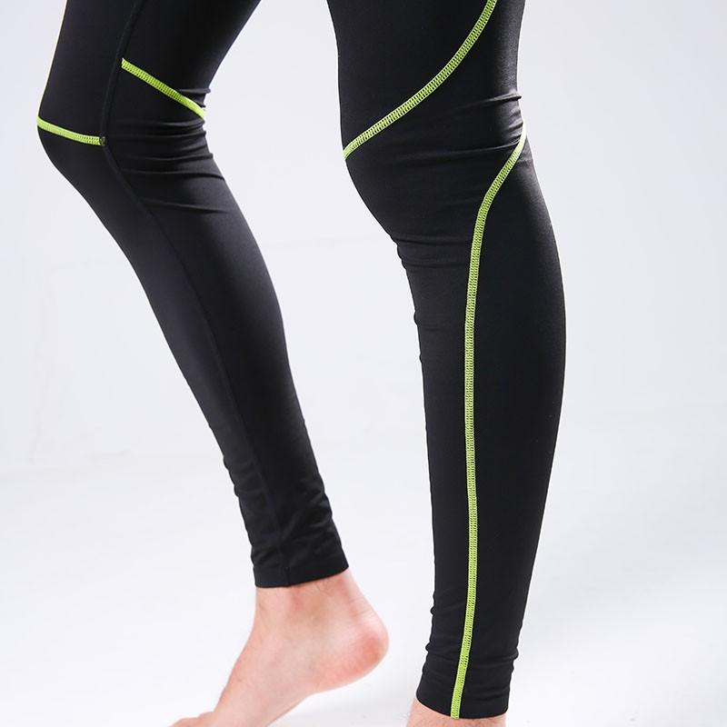 恒源祥Fazaye专业运动男士压缩长裤CY2023-1·黑色