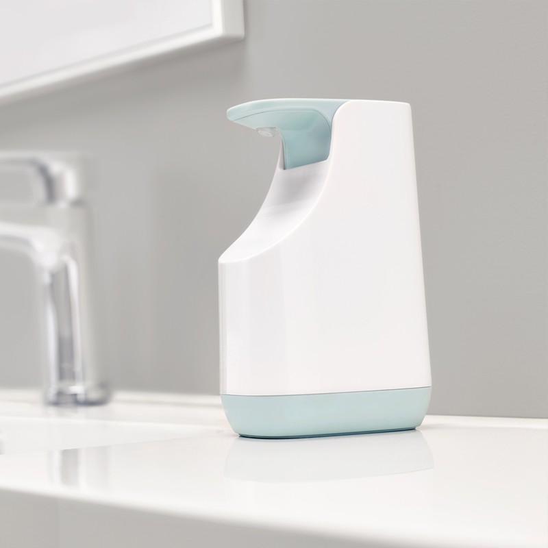 英国JosephJoseph 台面按压式皂液器·白/多色  白/多色