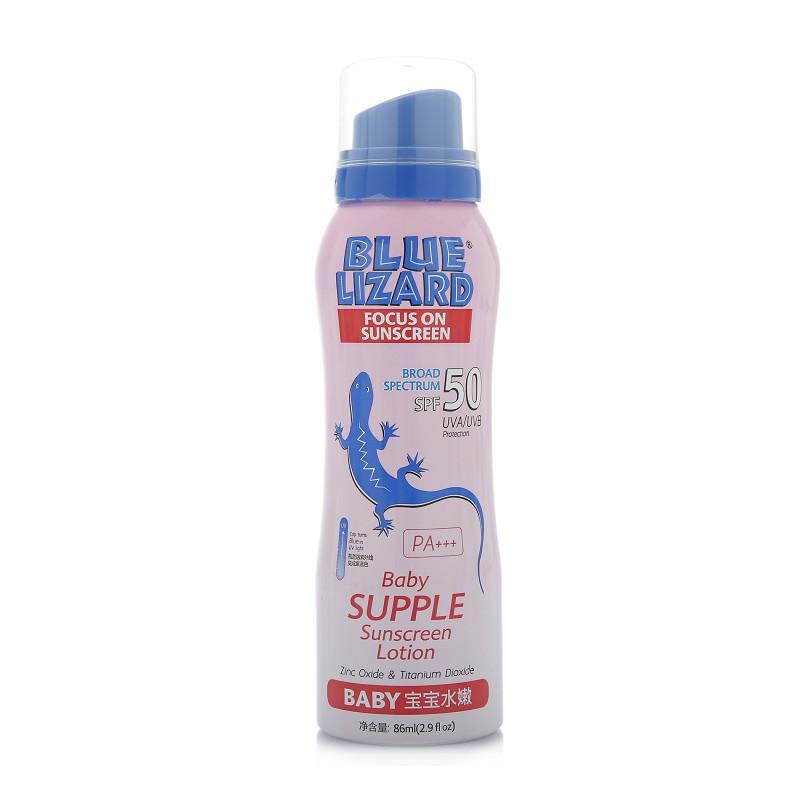 Blue Lizard 蓝蜥蜴防晒喷雾SPF50+++·6件组