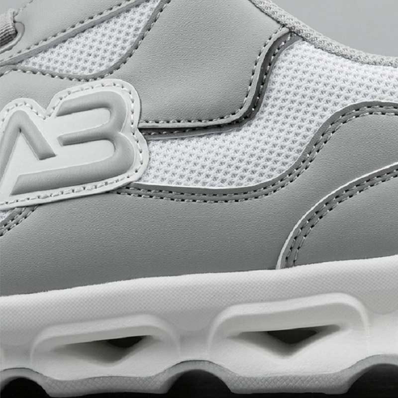 AIRBREATHE女款休闲健步鞋·灰色