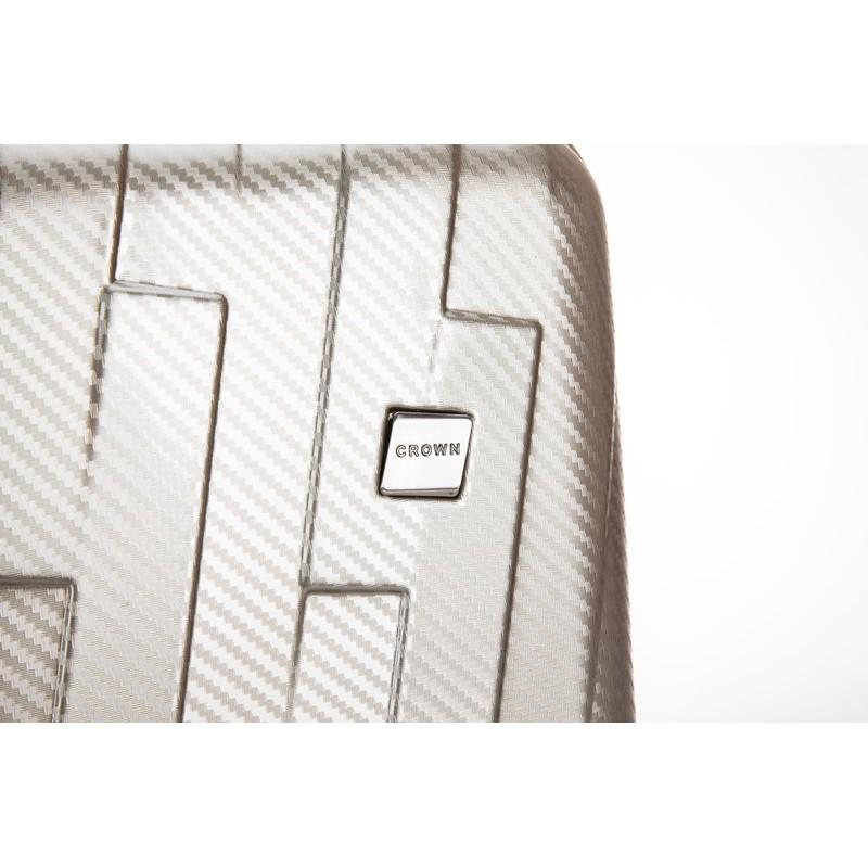 CROWN 皇冠铝框箱 C-F50219-20寸·金色