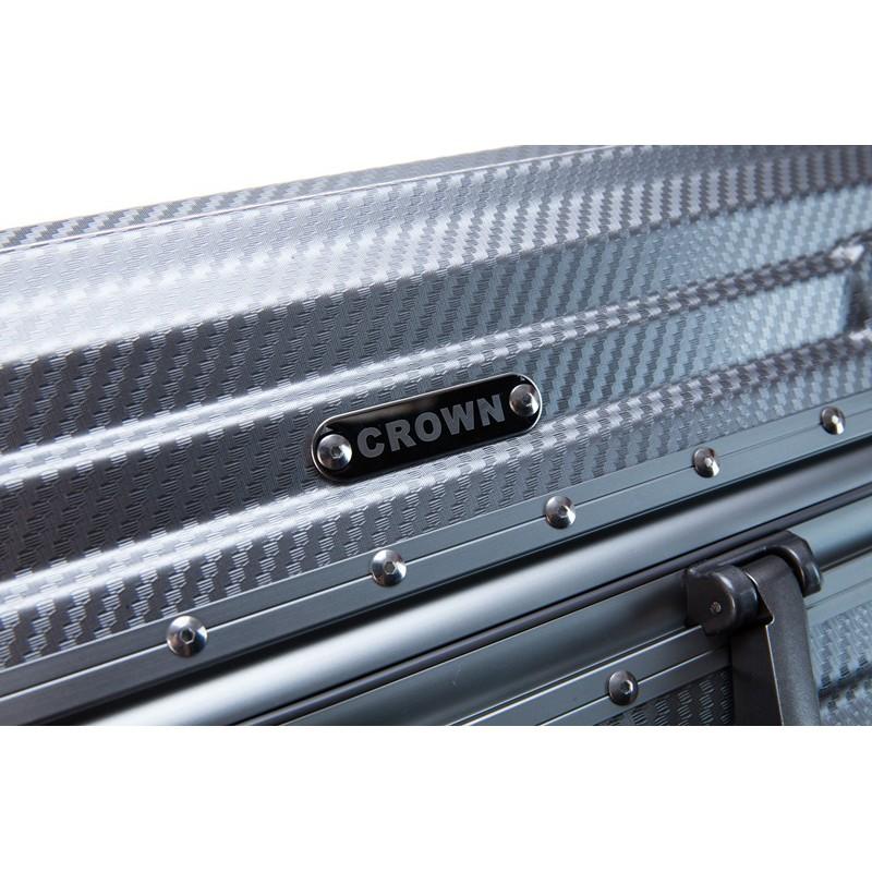 CROWN 皇冠铝框箱 C-F5195-25寸·拉丝银