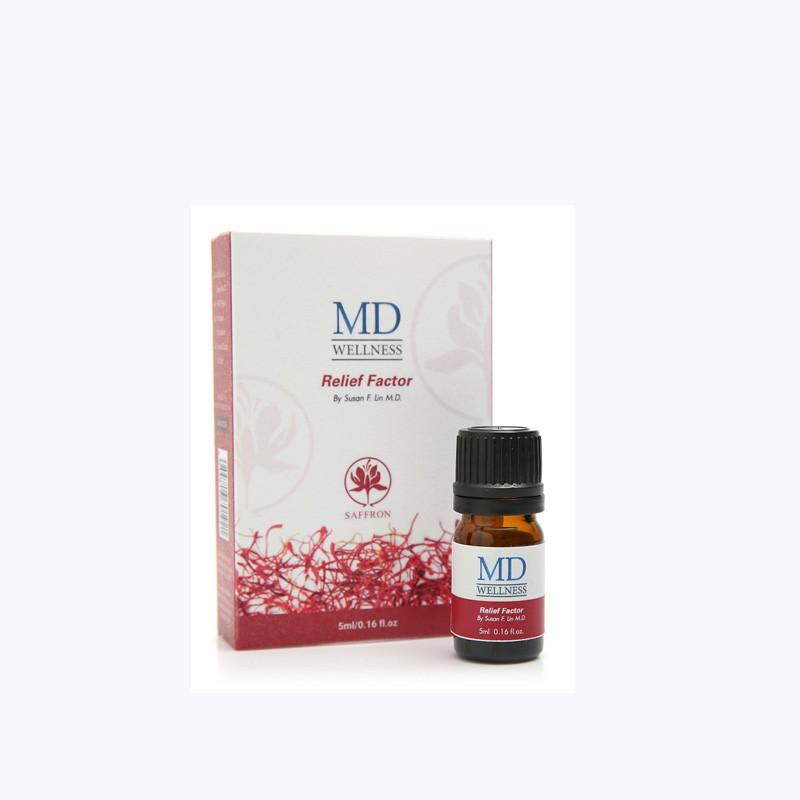美国MD藏红花按摩精油·5瓶