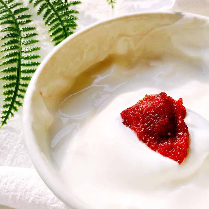 幸运小筑台味草莓干240g*2包