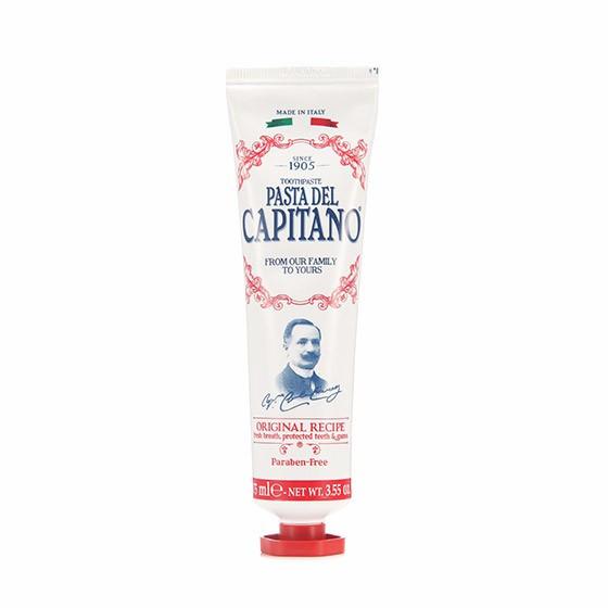 意大利德康美CAPITANO牙膏升级装